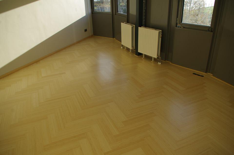 Bamboe vloer Barendrecht