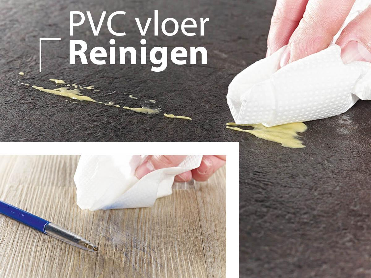 PVC vloer reinigen – Tips en Tricks